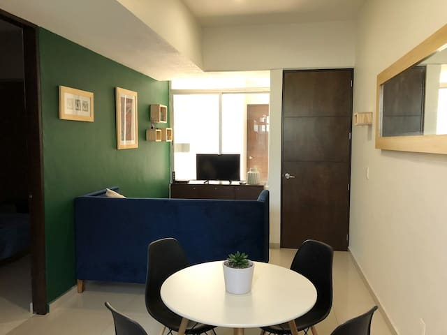 Apartamento Morelos