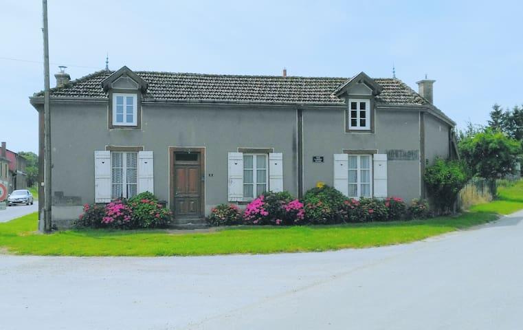 Maison ancienne en Argonne - Vouziers - Hus