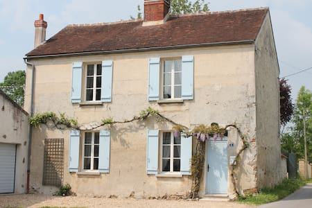 Quiet house between Paris-Disney-Reims-Provins - サン=ジェルマン=スデュエ - 一軒家