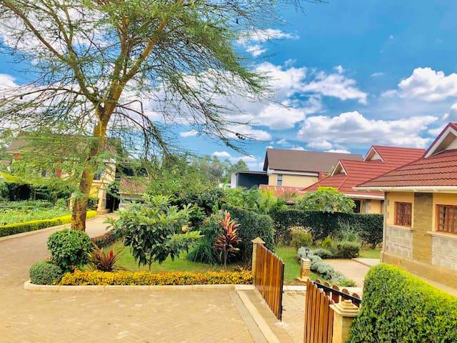 Garden Estate Villa, 10 min to US Embassy Nairobi