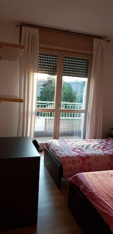 Cosy Room in Bergamo