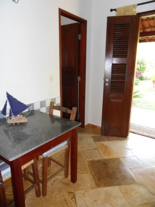Wohnküche Esstisch