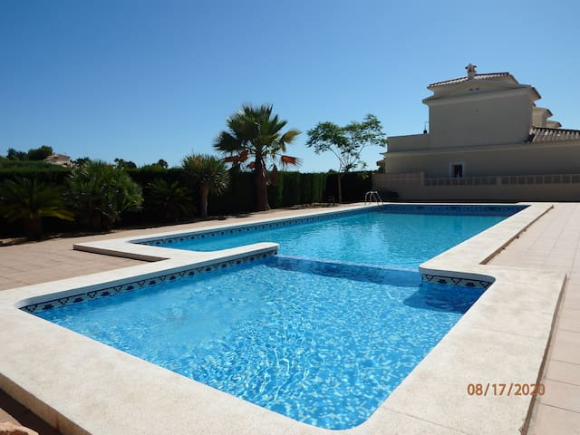 Stunning Villa in Calpe with private access