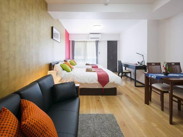 Ideal for Business Trip, Machiya Hotel #B22