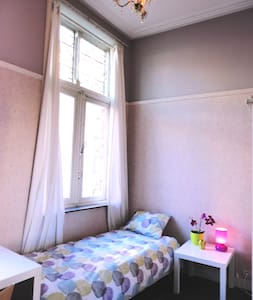 Purple room - Schaerbeek
