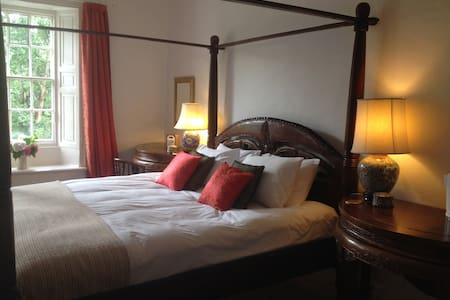 Greta Hall  - Bed & Breakfast - Keswick