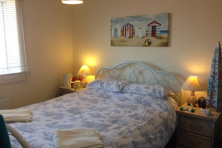 Spacious en-suite double room in great location. - 埃克塞特(Exeter)