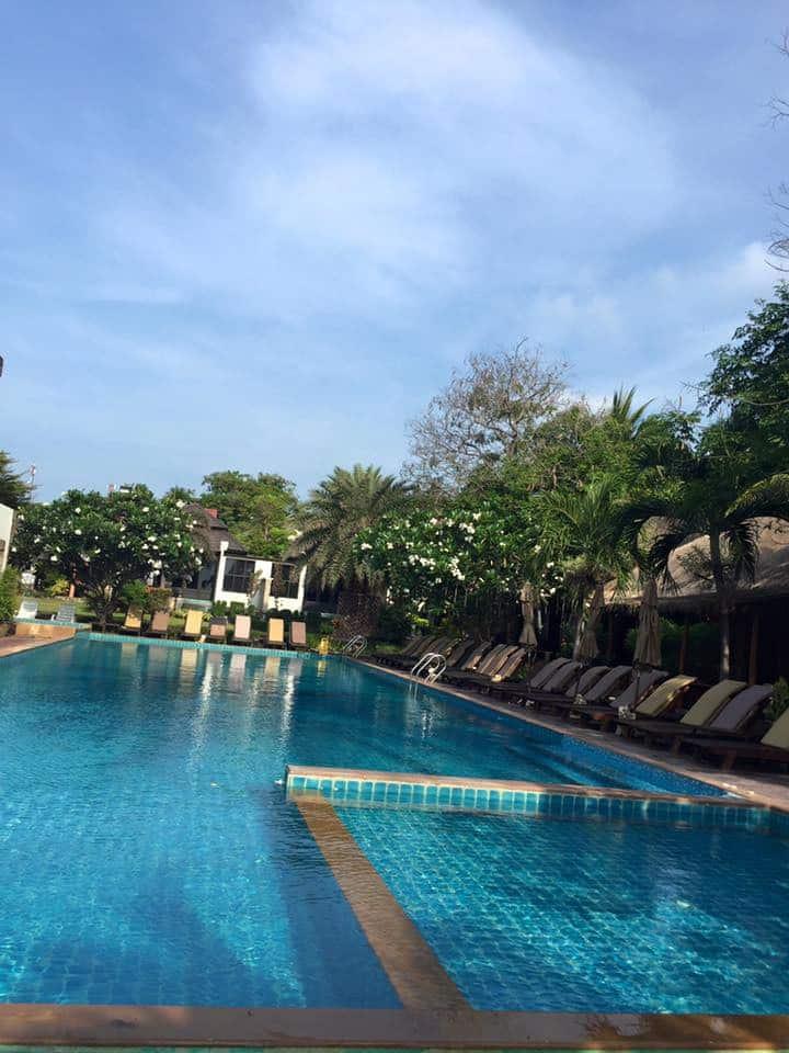 Beautiful Triple room in Kph Phangan