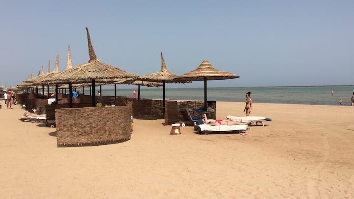 Villa Sea beach