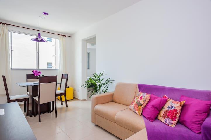 Apartamento - 2 dormitórios - Campinas