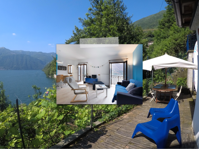 Lavarell House -best lake view with private GARDEN