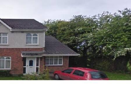 house 6 castlebrook near university of limerick - Castletroy - Hus
