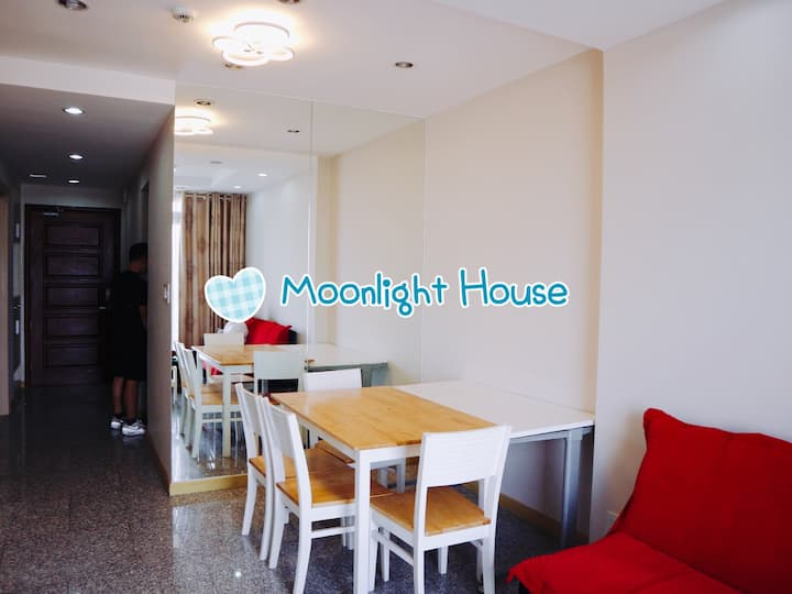Moonlight House - a peaceful chill house