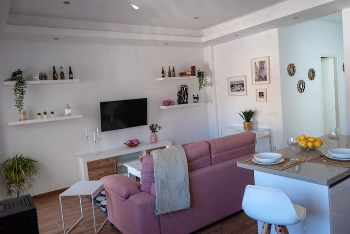 Apartamentos Cantarería, Rosa Mosqueta.