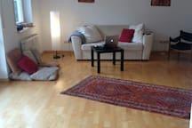 Schöne  2 Z. Wohnung 3 km von Basel