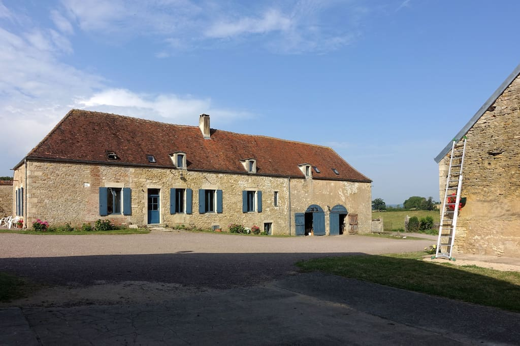 maison d'habitation de la ferme du château