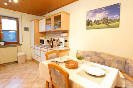 Haus Käser - Appartement Enzian - Immenstadt im Allgäu - 公寓