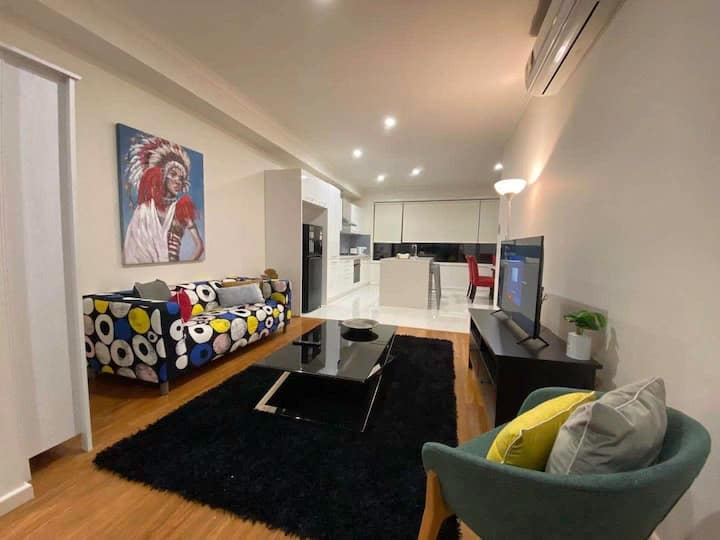 Entire Family 2BR/2BA APT located at Mount Waverley