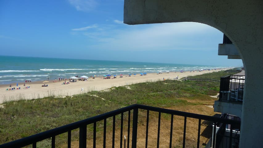 Balcony Beach view #2