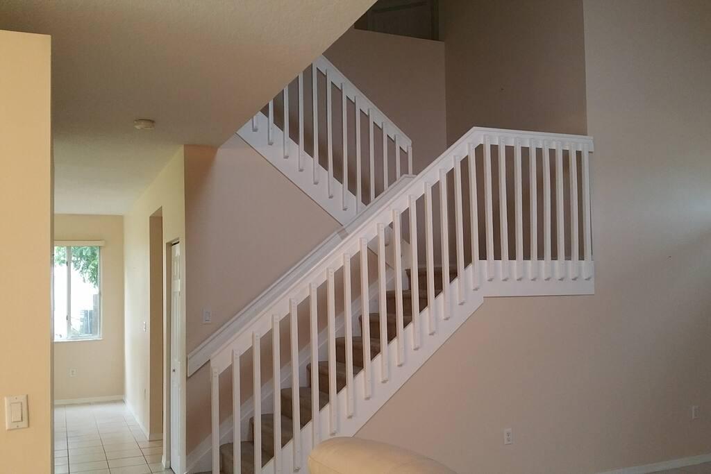 Stairs 2nd Floor
