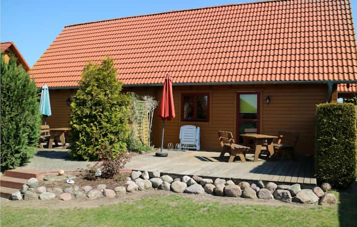 Semi-Detached with 2 bedrooms on 60m² in Klink-Sembzin