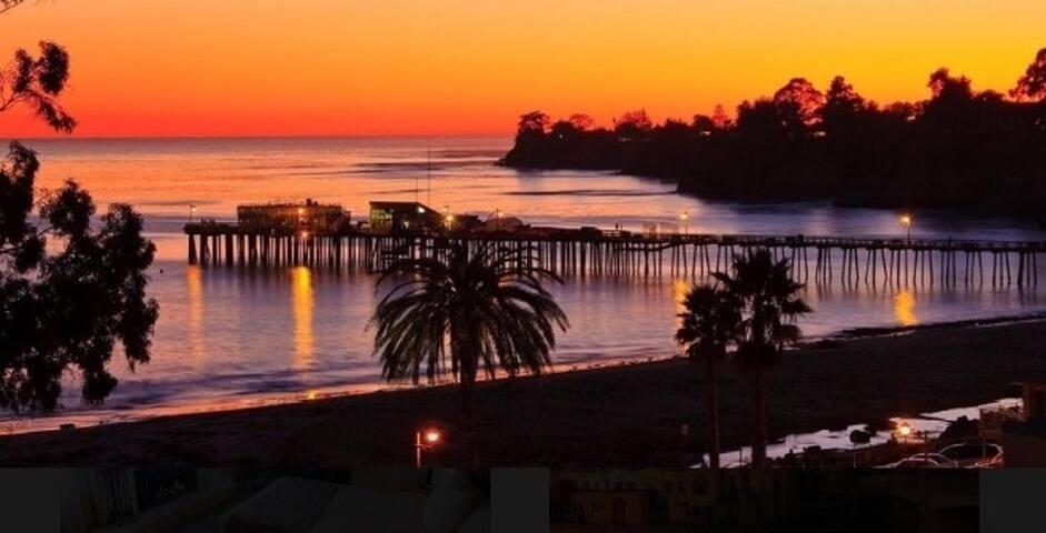 Beachy Oasis. Monterey Bay/Carmel/ Big Sur areas!