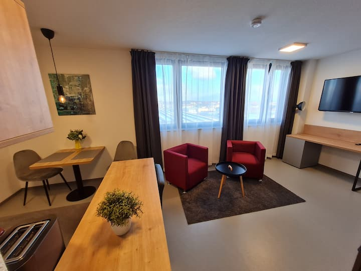 A9 Penthouse-Apartments Denkendorf