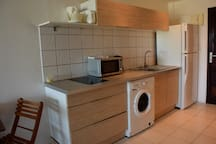 kitchenette equipee