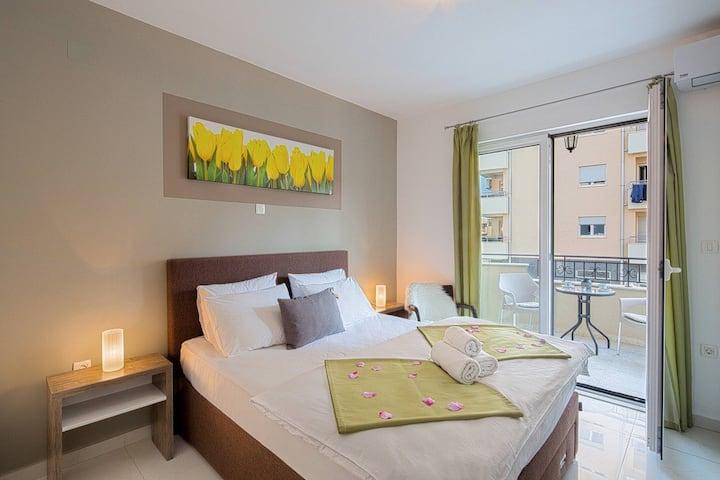 Le Marc Guesthouse Budva - Double Room