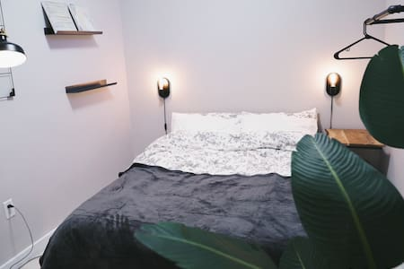 Bedroom with Private Bathroom and Own Entrance WFH