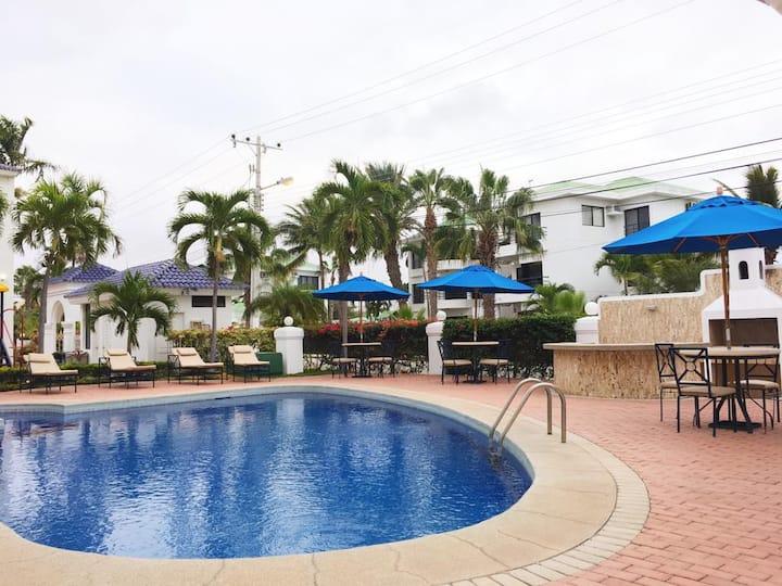 Alquiler de departamento en Punta Barandua