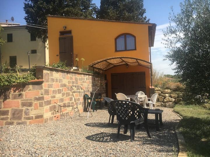 Il Poggiarello in Tuscany - a House in Chianti