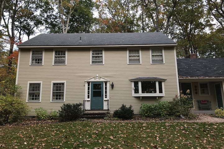 Beautifully-Appointed Colonial, Close to Campus
