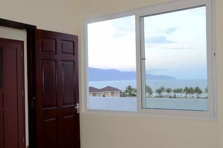 Small double room with sea view -homestay - Mỹ An