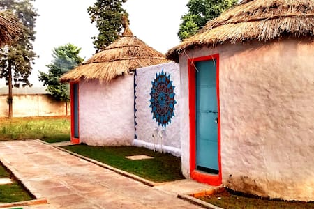 Casa Delhi Hostel & Eco-Farm - Barraca