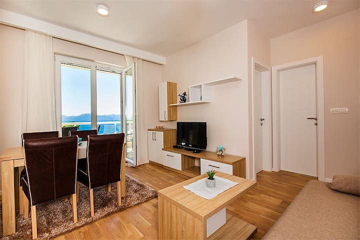 Apartmani Jasna A2+2 - Zaostrog - Appartement