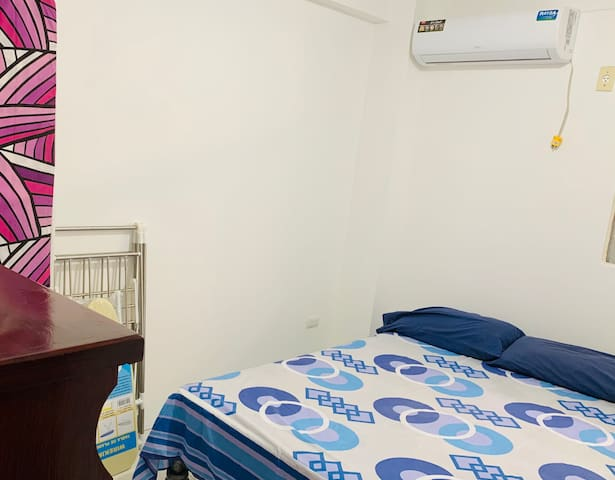 Dormitorio familiar en Norte de Guayaquil