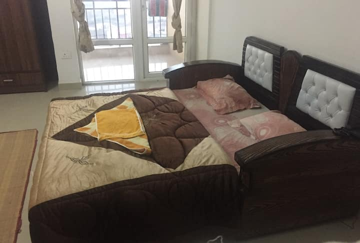 Newly furnished Studio Apartment at Mandakini