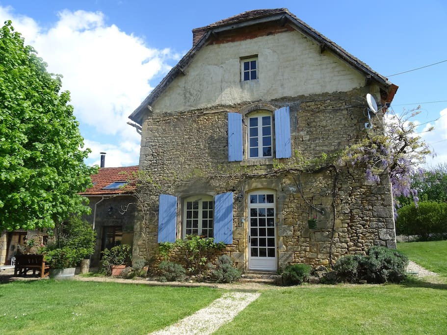 The Farmhouse at Les Vitarelles