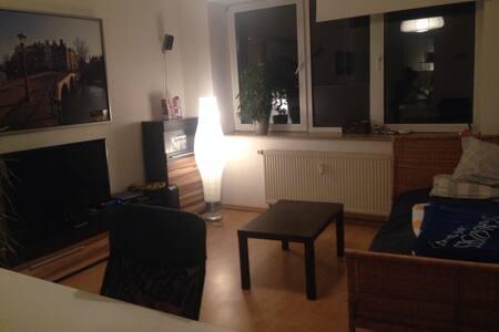 Perfekt gelegene 1 Zimmer Wohnung