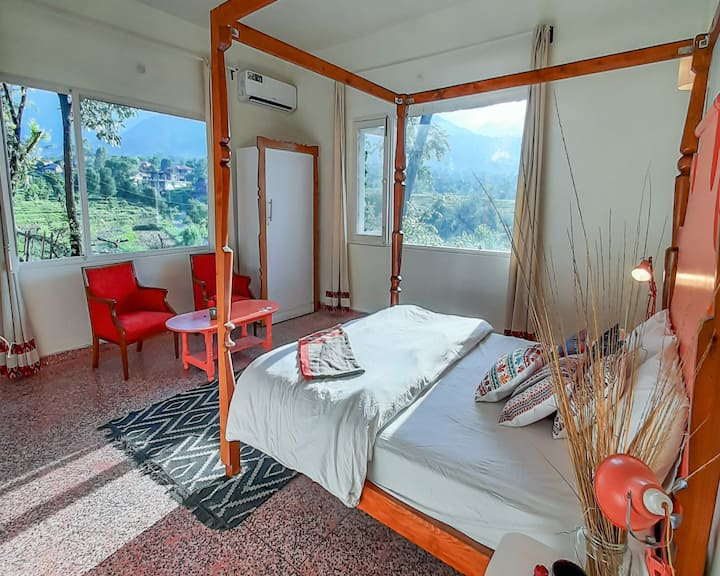 Seclude Palampur - Titli Room