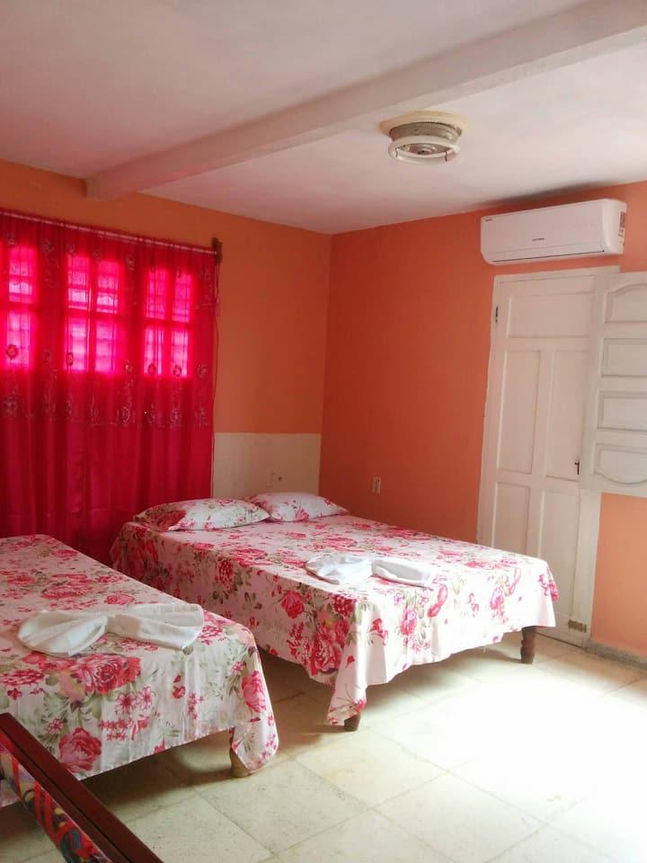 Hostal Piedra, 2 habitaciones privadas.