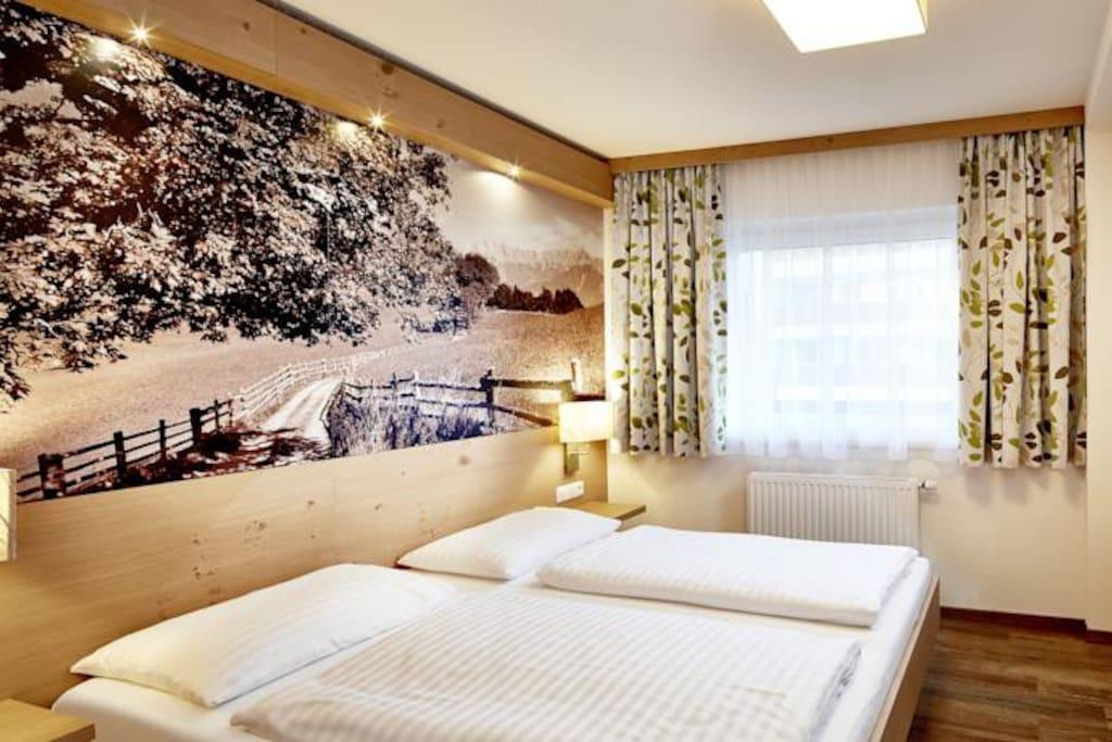 Schlafzimmer, sleeping room
