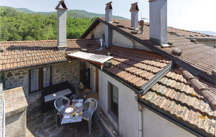 Holiday apartment with 1 bedroom on 50m² in Casoli LU