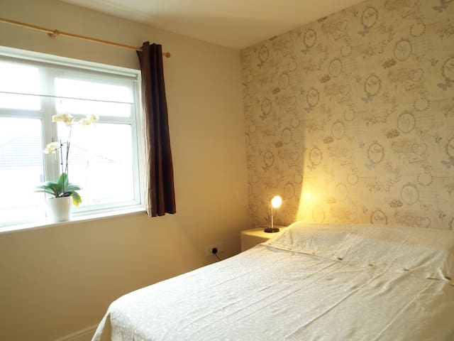 Stunning double room with breakfast - Clonee - House