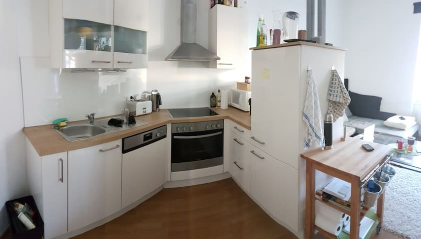 Cosy room between danube and railway station :) - Krems an der Donau - Apartment