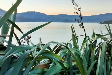 Akaroa Beautiful Historic Home - Akaroa - Bed & Breakfast