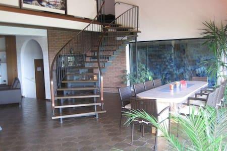 Villa-Fuldablick.de - Morschen - Hus