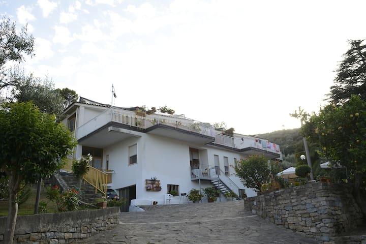 Villa Mesa Verde appartamento Rosa - Montecorice - Appartamento