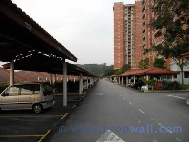 Cold place in the city - Kajang - Condominio